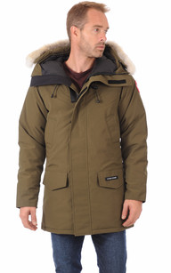 Parka Langford Military Green Canada Goose