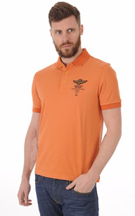 Polo Orange Comando Squadra Aerea1
