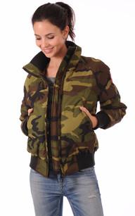 Doudoune Savona Camouflage1