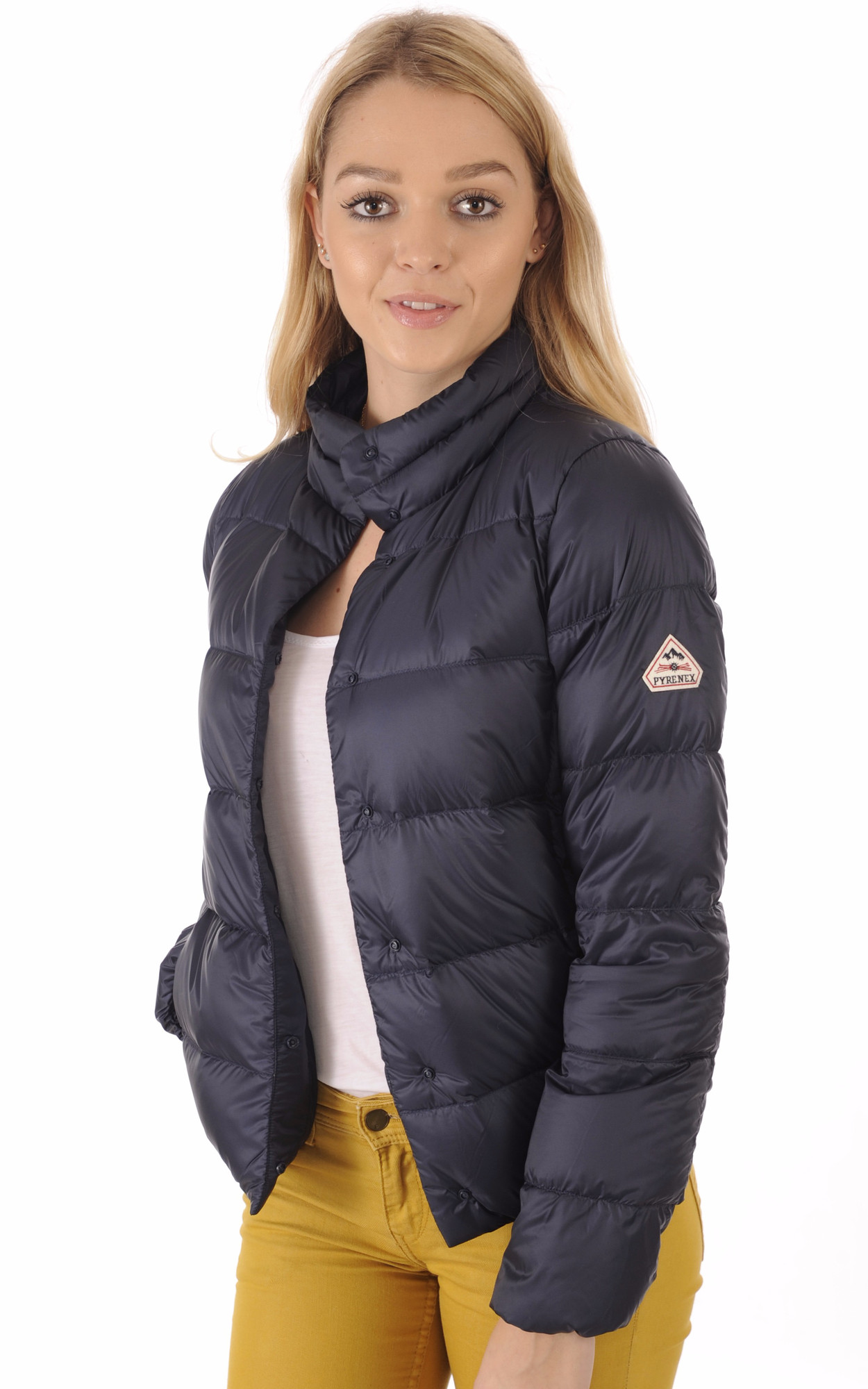 Doudoune Light Nice Jacket Marine1