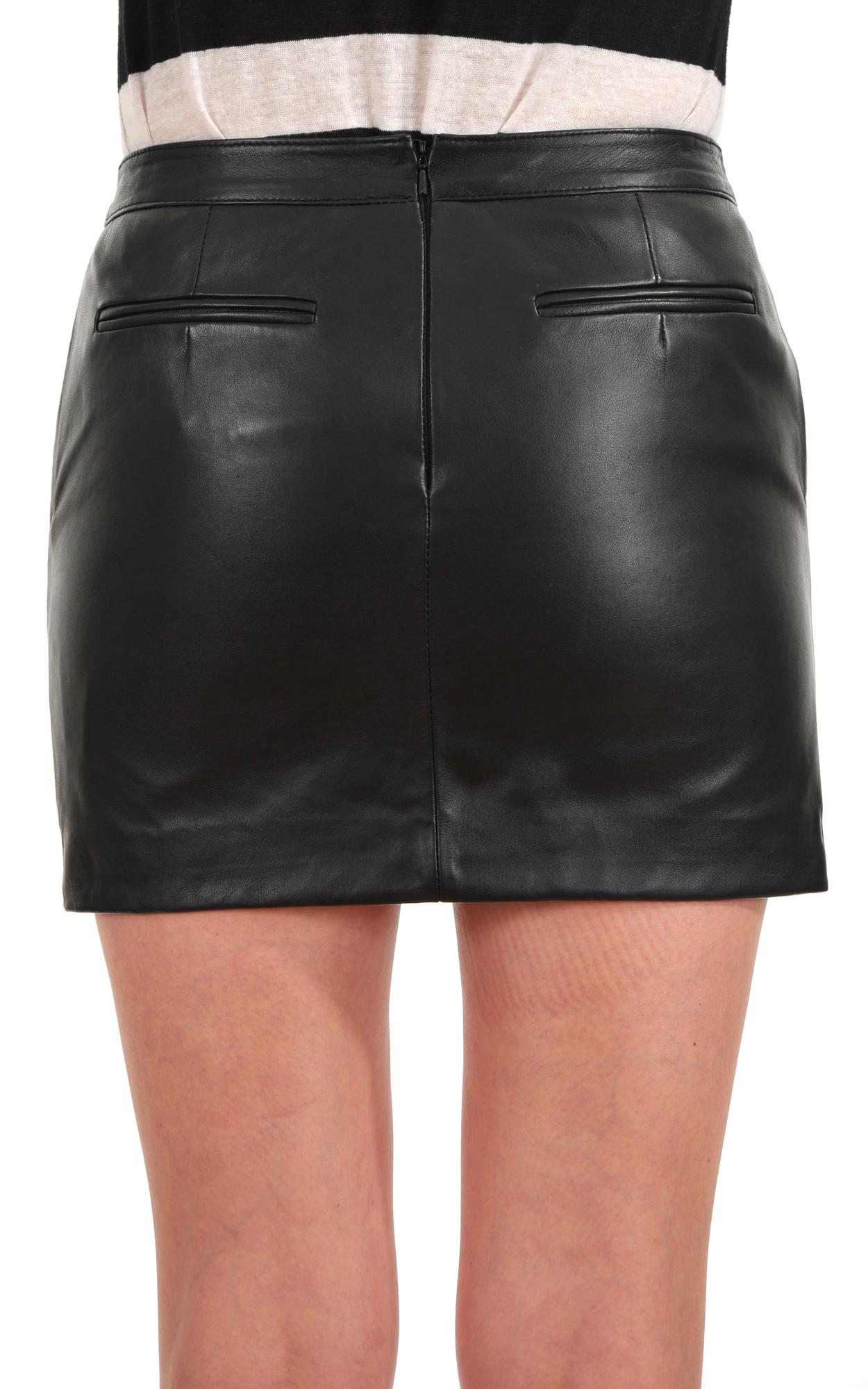 Mini Jupe Birgit Noire