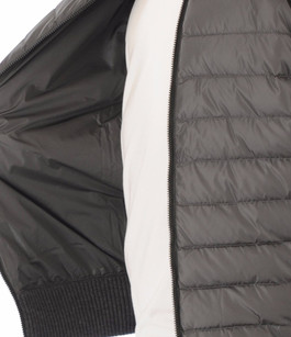 Gilet Hybridge Knit gris Canada Goose