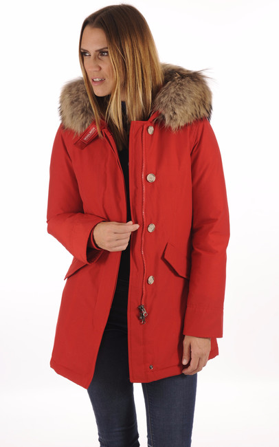 Parka Arctic WWCPS1447 rouge Woolrich