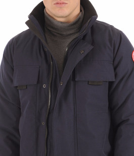 Parka Forester Admiral Blue Canada Goose