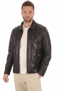 mignon pas cher prix incroyables couleur rapide Blouson Jimmy Noir Homme Chevignon - La Canadienne - Blouson Cuir Noir
