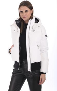 Doudoune Aubrie blanche