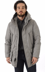 Parka Homme LP Mountain Gris