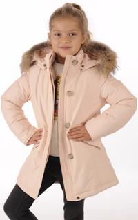 Parka G'S ARCTIC Rose Poudré Fille