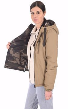 Blouson coupe vent Ben camouflage