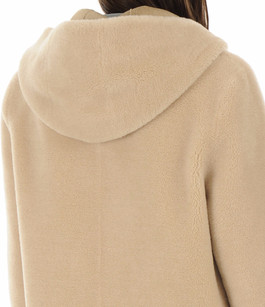 Manteau Angelique réversible beige Oakwood