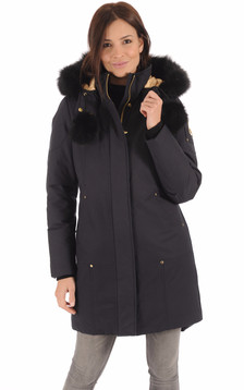Parka GOVERNOR LAKE Marine-Noir