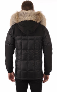 Parka Callaghan Black