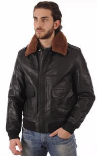 Blouson cuir homme collection 2015