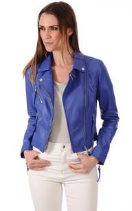 Blouson Femme Majesty Bleu
