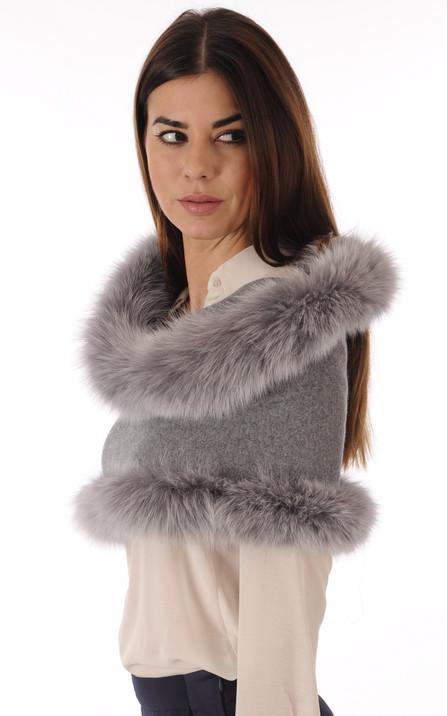94551936776c Snood en Fourrure Femme , tous les styles vêtements, blousons et ...