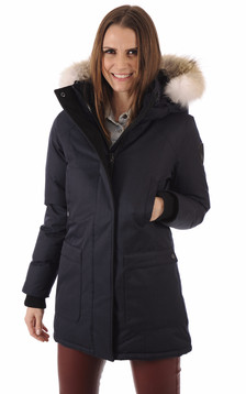 Parka Carla Bleu Marine