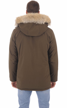 Parka Mont-Royal Kaki