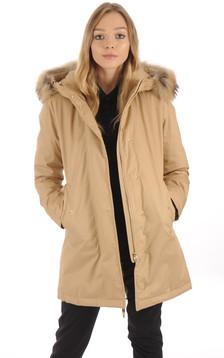 Parka Tiffany Eskimo Camel1