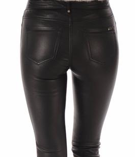 Pantalon Pandora Cuir Stretch Oakwood