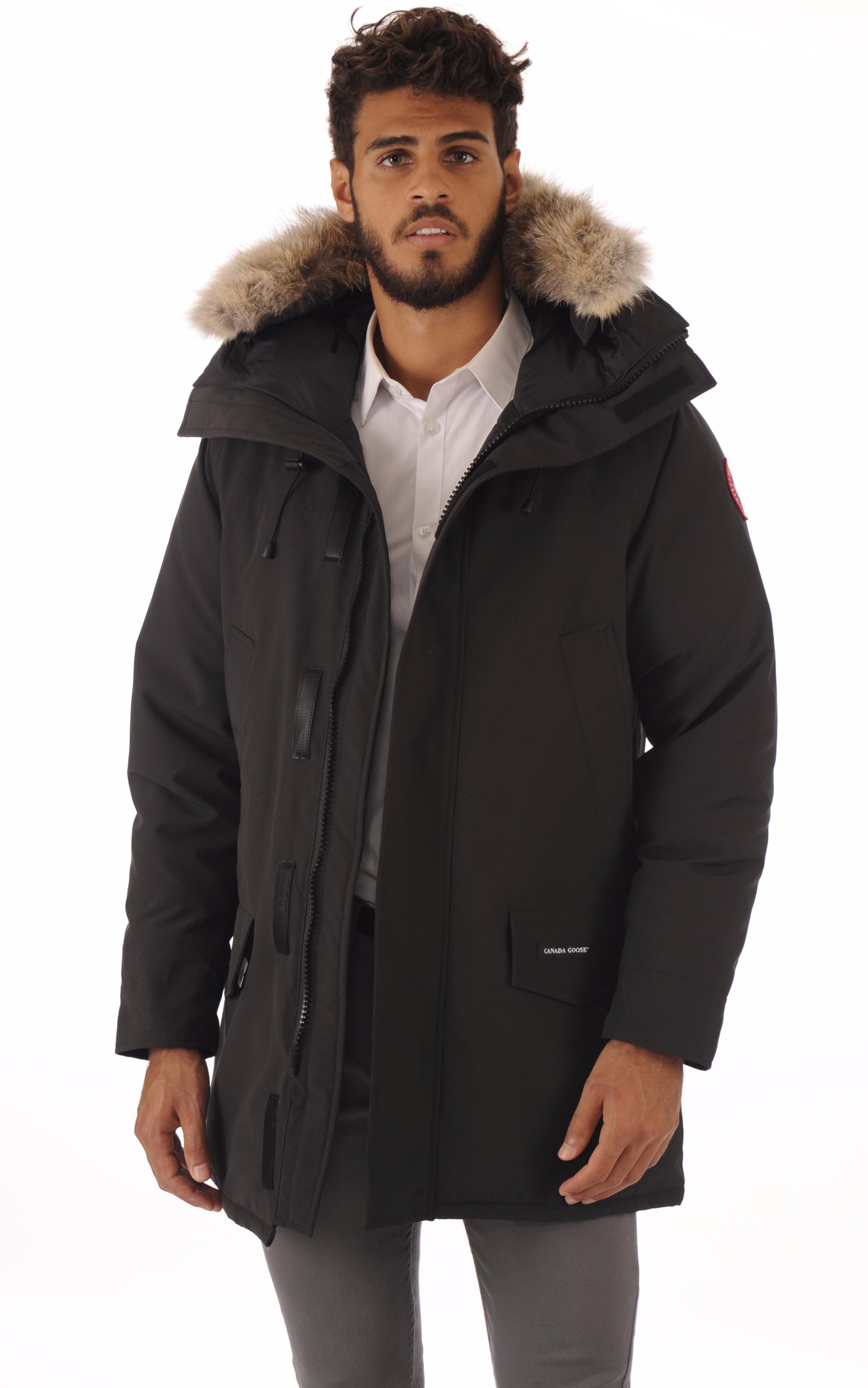 Parka Langford Noir Canada Goose