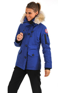 Parka Montebello Pacific Blue