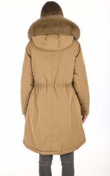 Parka Keystone camel