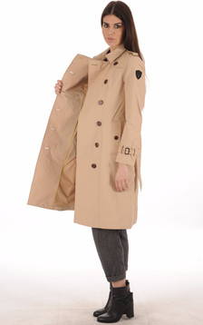 Trench Poppy beige imperméable