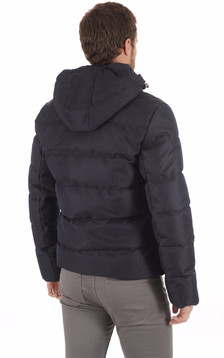 Doudoune Spoutnic Jacket Bleu Marine