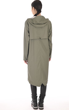 Imperméable long 1836 olive