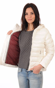 Doudoune Spoutnic Jacket Blanche