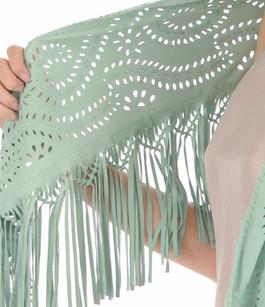 Etole Chèvre Velours Turquoise Treasures Design