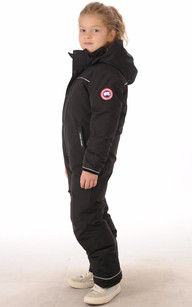Combinaison Grizzly Snowsuit Noire1