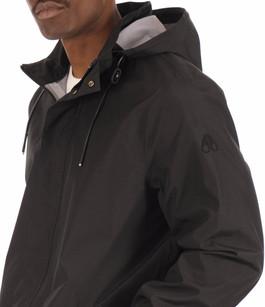 Imperméable Homme Cote Vertu Noir Moose Knuckles