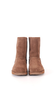 Boots mouton merinos Femme1