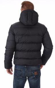 Doudoune Spoutnic Noire Pyrenex