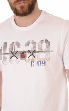 T-shirt 4638 Blanc