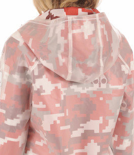 Imperméable Femme Yoho PVC Camouflage Moose Knuckles