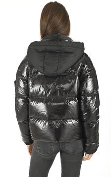 Doudoune Lili Bright noir glossy