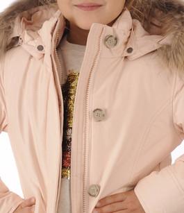 Parka G'S ARCTIC Rose Poudré Fille Woolrich
