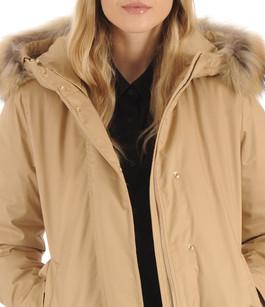 Parka Tiffany Eskimo Camel Woolrich
