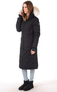 canada goose femme long