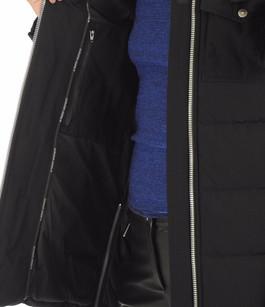 Doudoune Wychwood noire Moose Knuckles