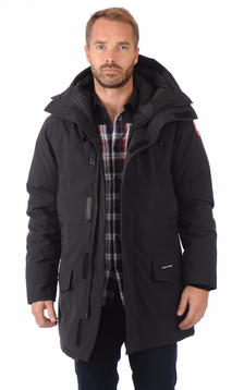 Parka Langford Navy1