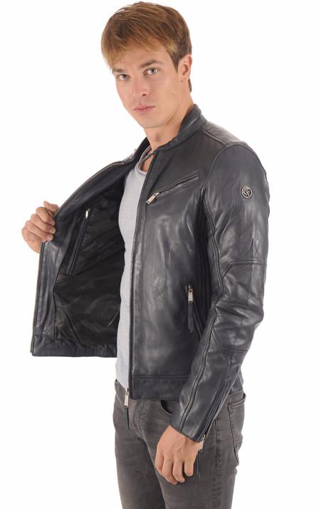 Redskins Homme   Blouson cuir, veste en cuir Redskins pour homme 1d8d604fe0a6