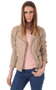 Blouson Camera Light Beige