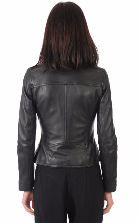 Oakwood Femme   Blouson cuir, veste en cuir et doudounes Oakwood e7b6ad83ebf