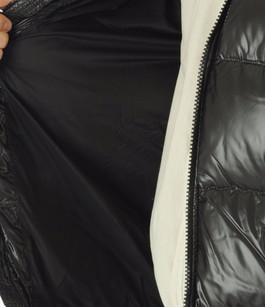 Doudoune Vintage Mythic noire Pyrenex