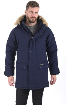 Parka Emory atlantic navy