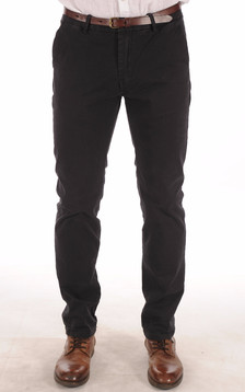 Pantalon Chino Marine Homme1