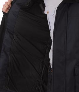 Parka Yves Navy Homme Nobis